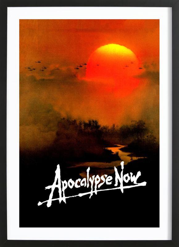 Apocalypse Now' Retro Movie Poster ingelijste print