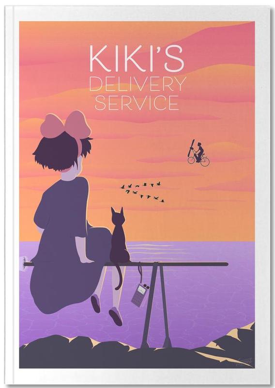 Films, Kiki's Delivery Service Notebook