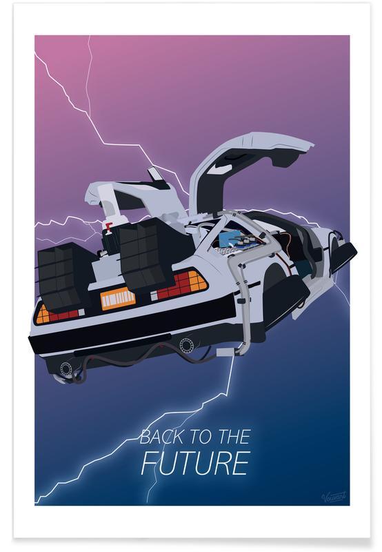 Films, Film Retour vers le futur affiche