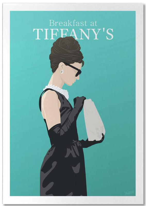 Films, Audrey Hepburn, Breakfast at Tiffany's bloc-notes