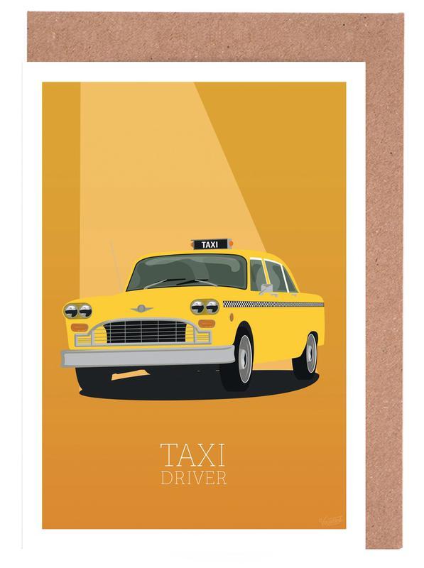 Films, Taxi Driver cartes de vœux