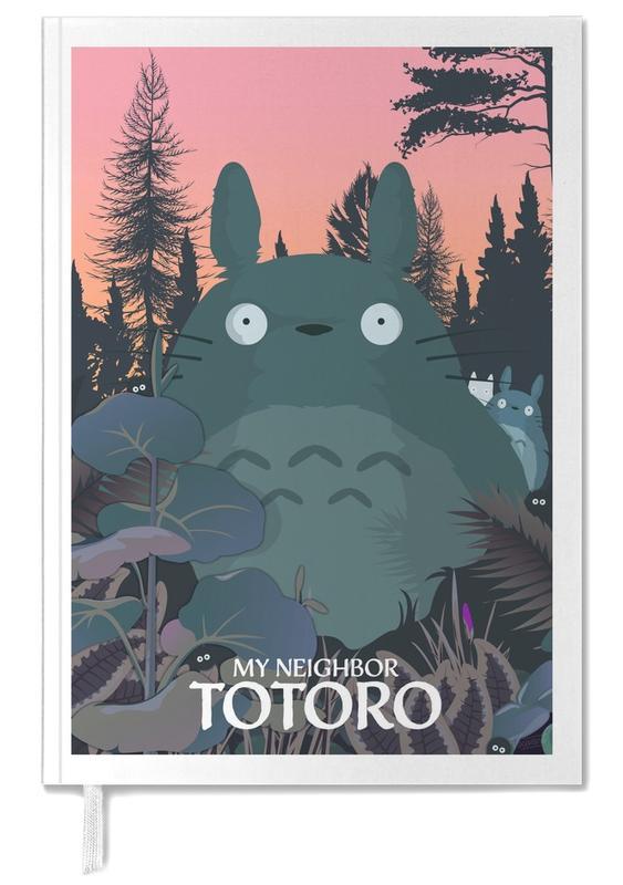 My Neighbor Totoro agenda