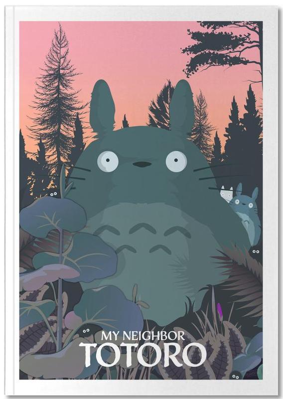 Films, My Neighbor Totoro Notebook