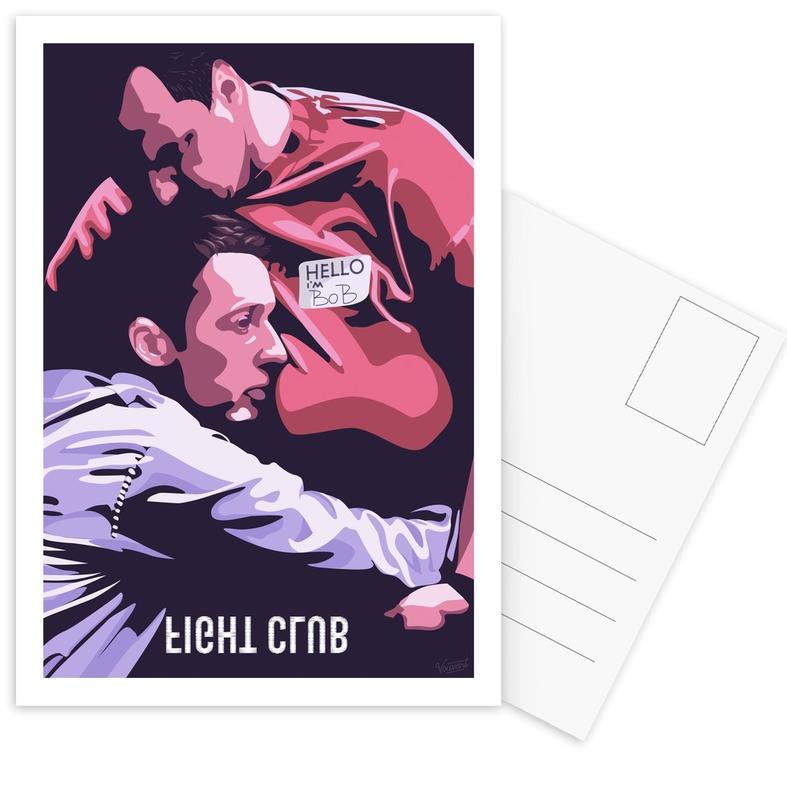 Films, Fight Club ansichtkaartenset
