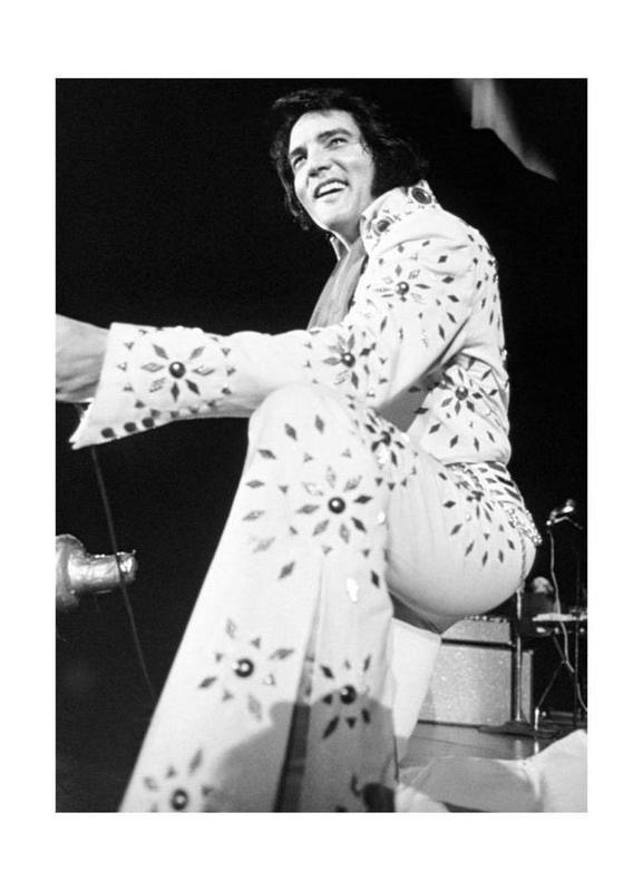 Elvis Presley, 1974 toile