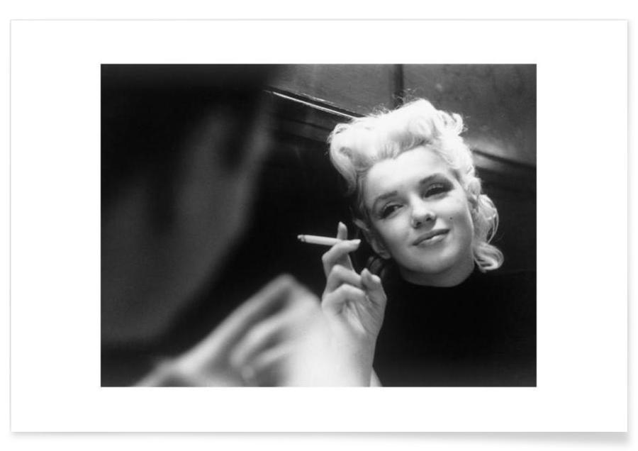 Marilyn Monroe in New York, 1955 affiche