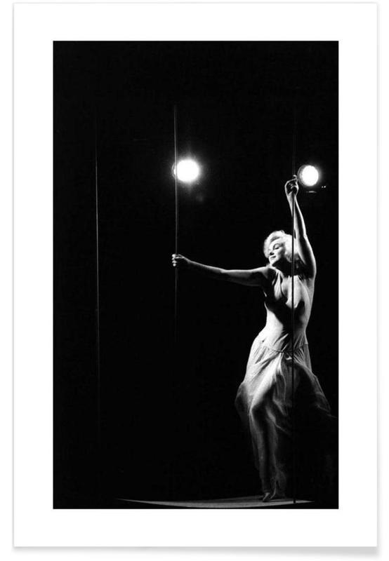 Marilyn Monroe in Let's Make Love, 1960 Poster