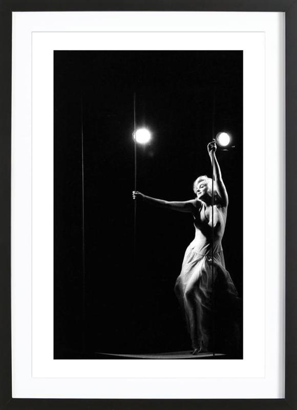Marilyn Monroe in Let's Make Love, 1960 Framed Print