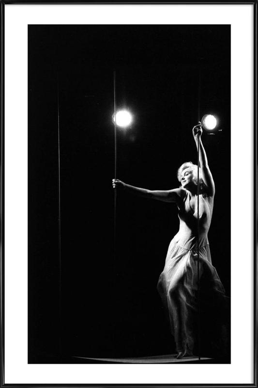 Marilyn Monroe in Let's Make Love, 1960 Framed Poster