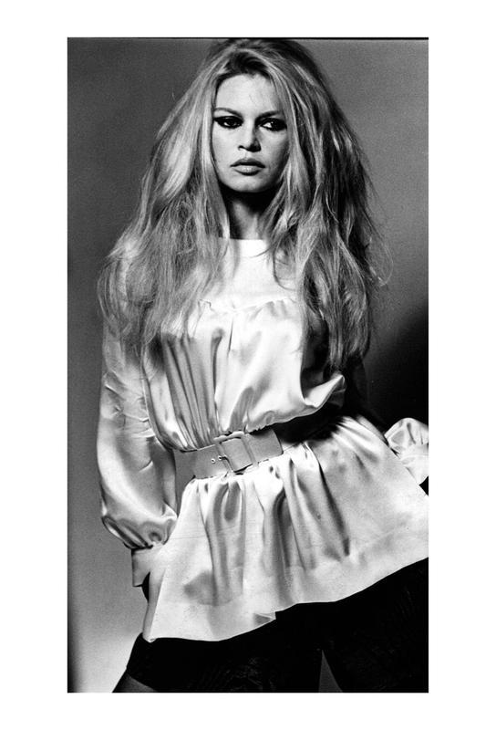 Brigitte Bardot II Acrylic Print