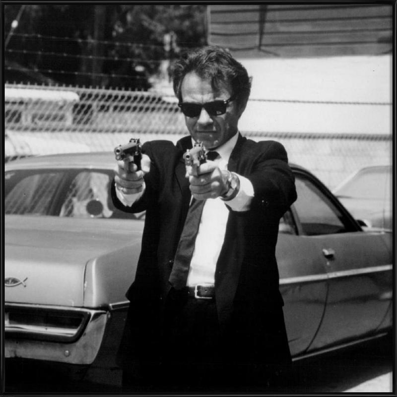 Harvey Keitel in Reservoir Dogs ingelijste poster