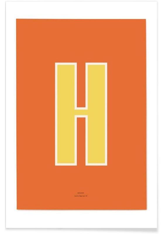 Alphabet et lettres, Artists 3 affiche