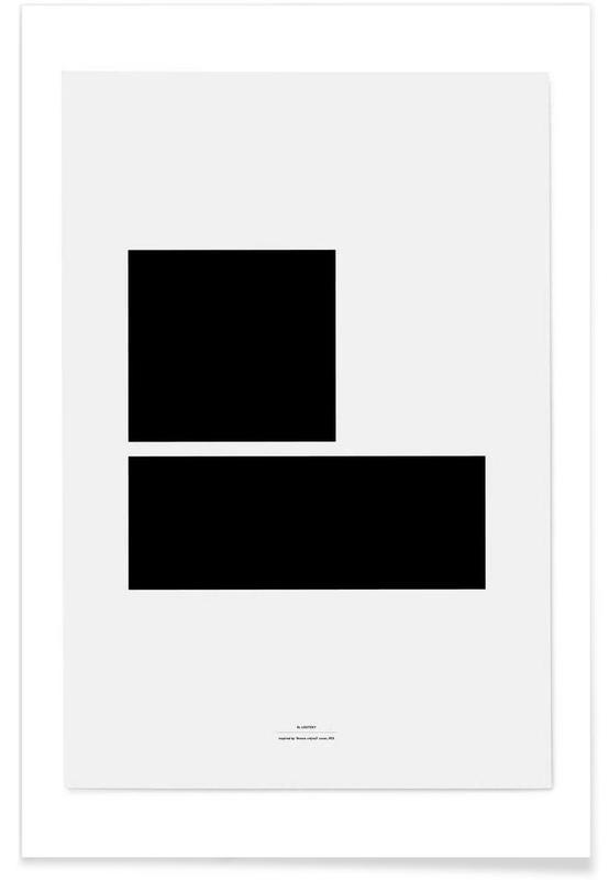 Noir & blanc, Artists 4 affiche