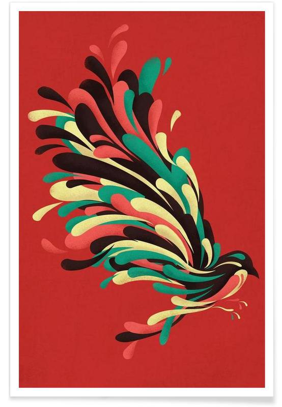 , Avian affiche