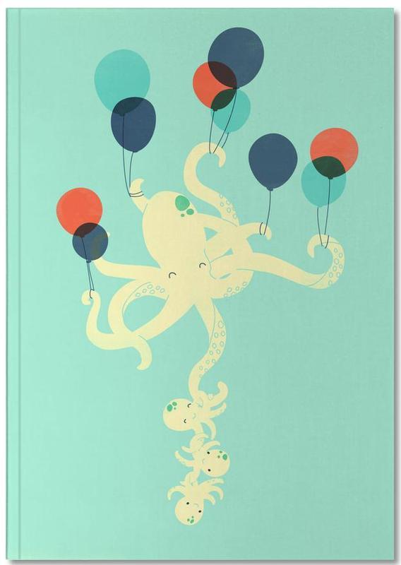 Nursery & Art for Kids, Up We Go Notebook