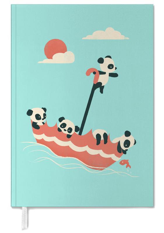 Kunst voor kinderen, Panda's, Float On agenda