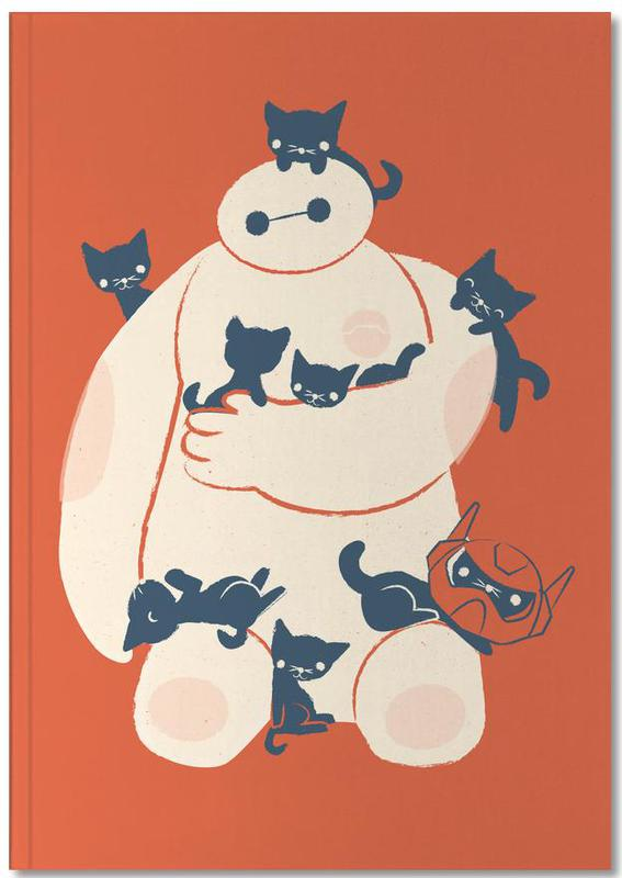 Cats, Movies, Nursery & Art for Kids, Kittens Notebook