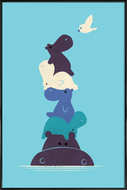 Birdie Framed Poster