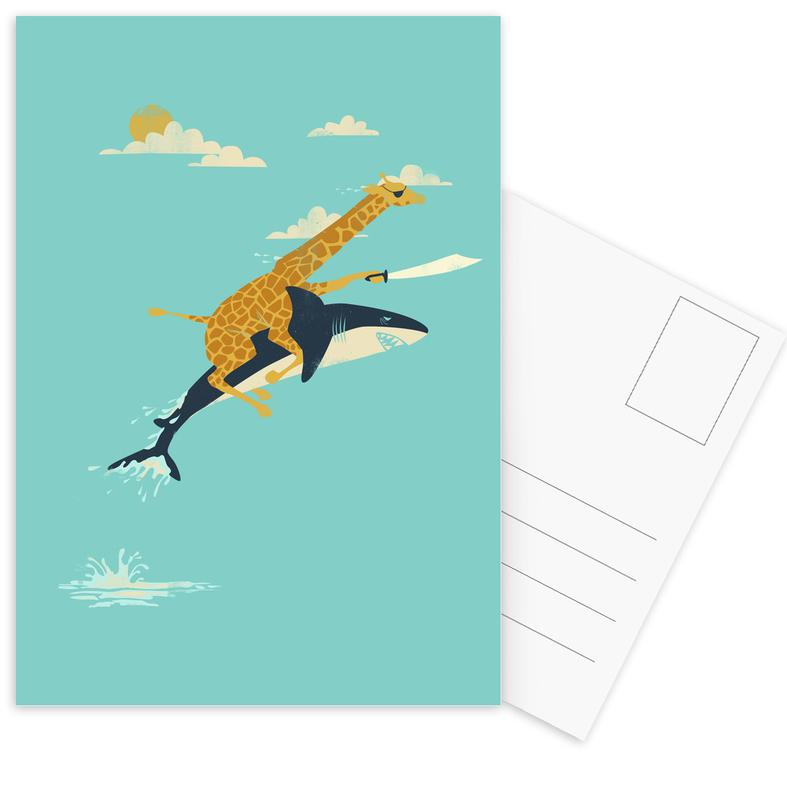 Onward -Postkartenset