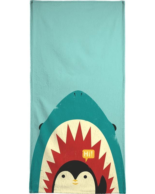 Hi Beach Towel