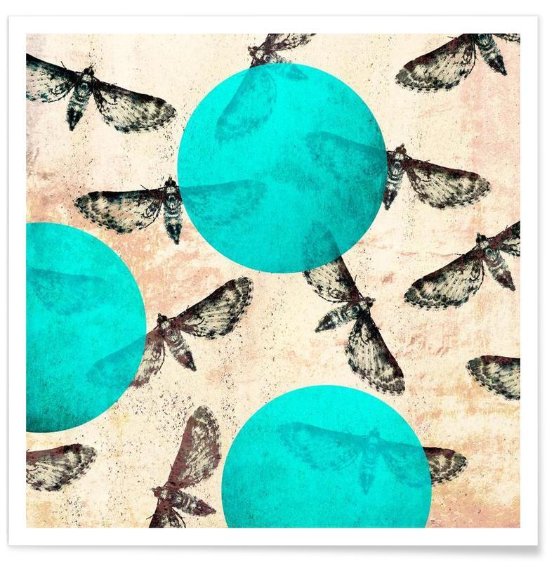 Motifs, Moths 1 affiche