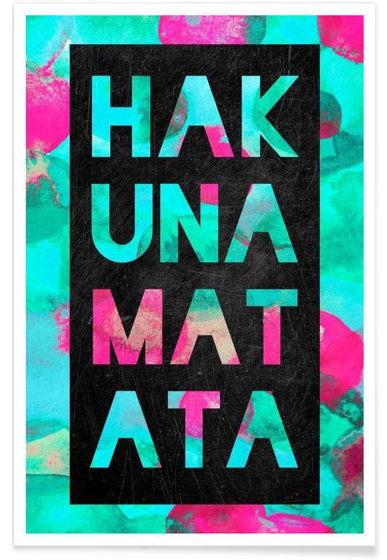 , Hakuna Matata 2 affiche