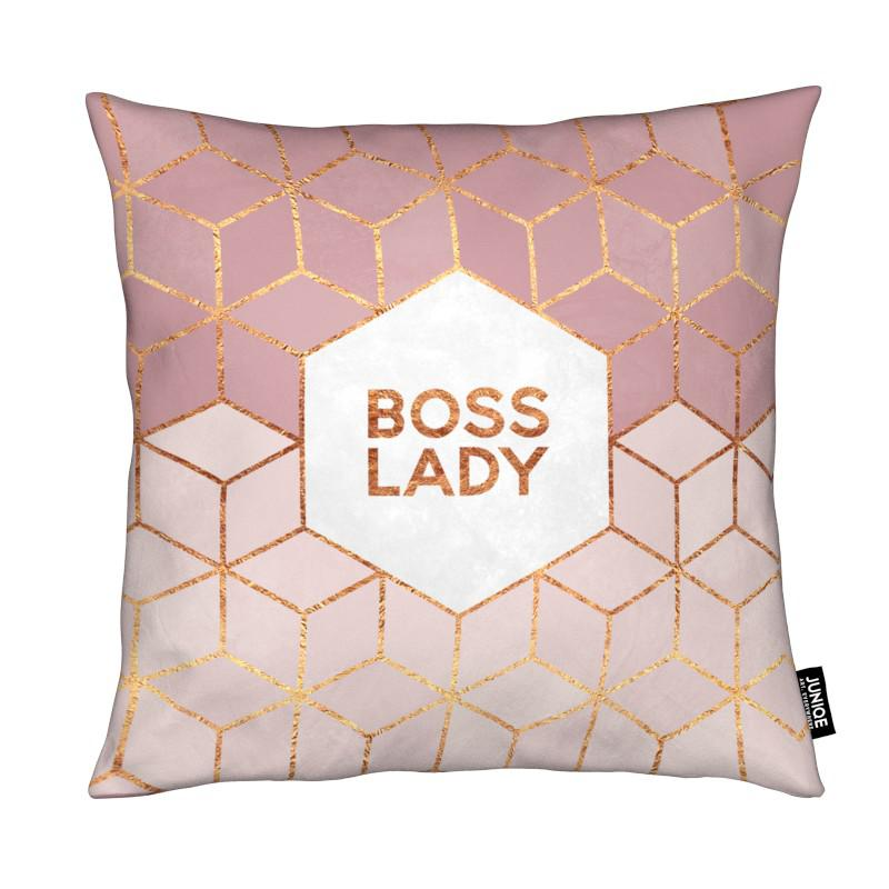 Boss Lady coussin