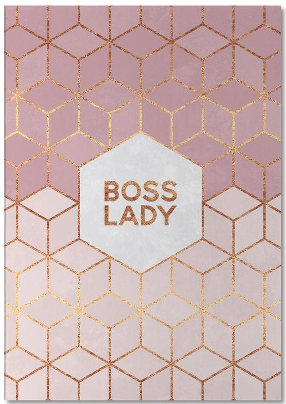 Boss Lady bloc-notes