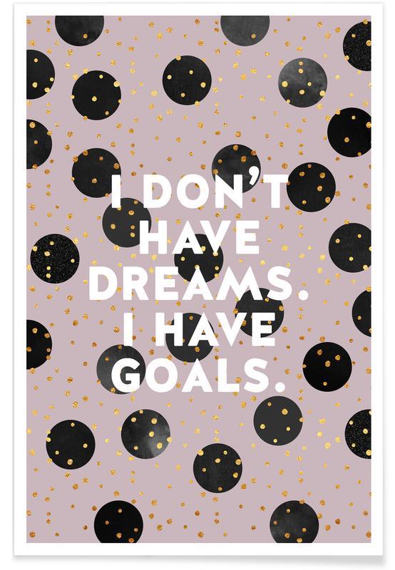 Birth & Babies, Quotes & Slogans, Goals Poster
