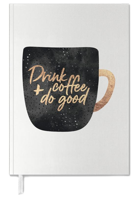 Drink Coffee and Do Good 1 -Terminplaner