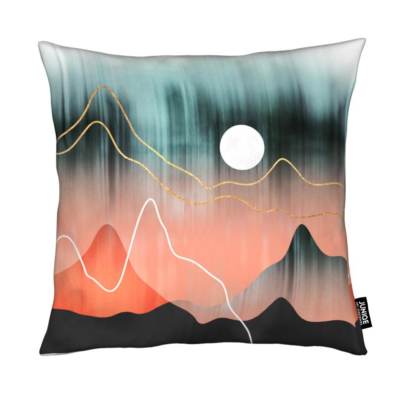 Paysages abstraits, Mountainscape 2 coussin