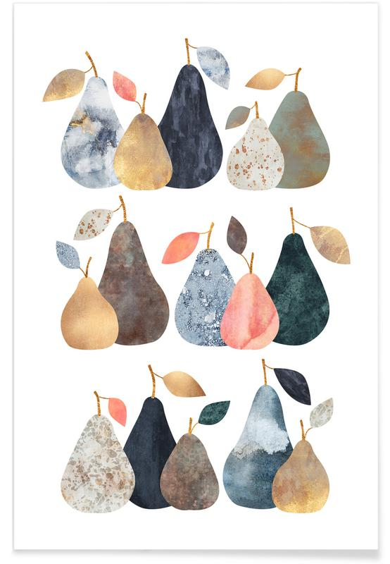 Pears affiche