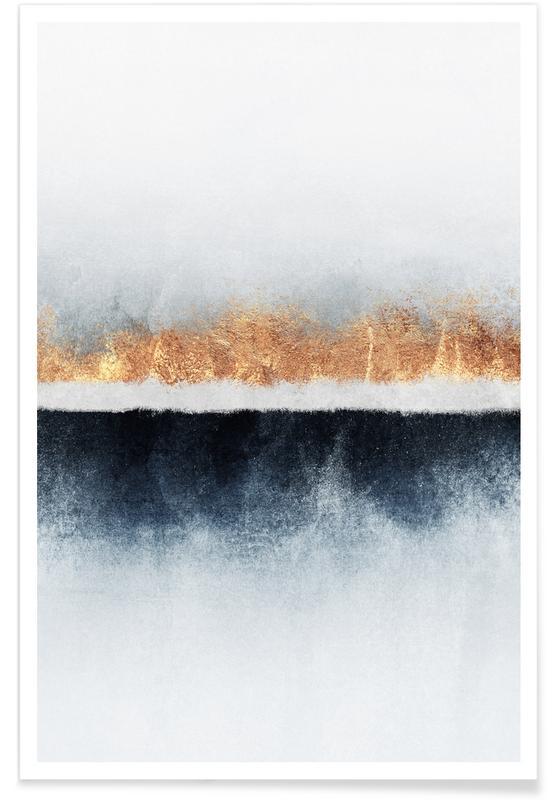 , Horizon Plakat