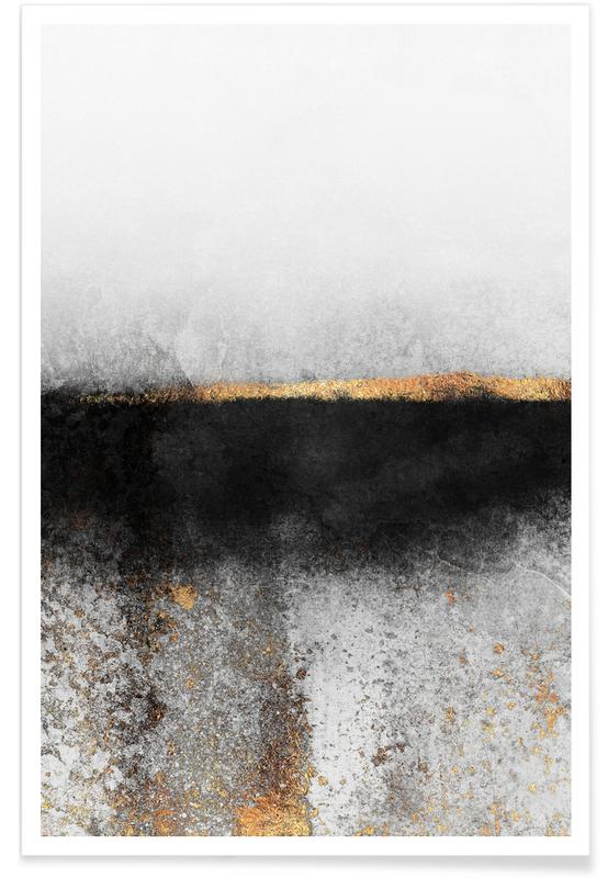 , Soot and Gold Plakat