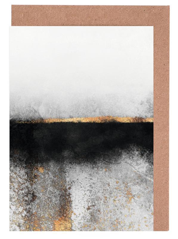 Soot and Gold -Grußkarten-Set