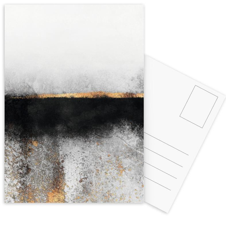 Soot and Gold -Postkartenset