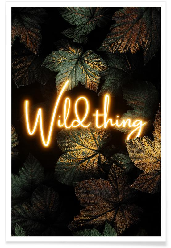 , Wild Thing Poster