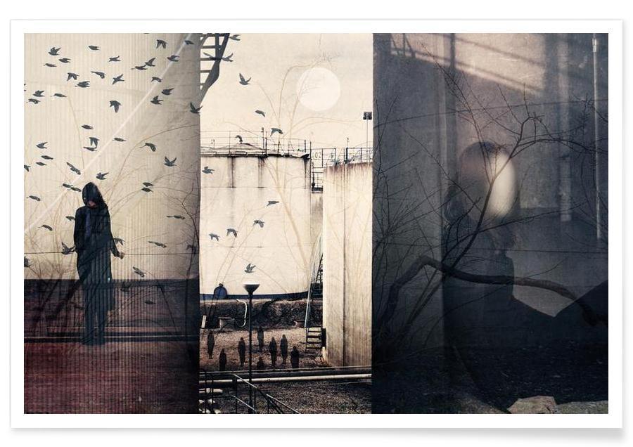 The Strange Dream -Poster