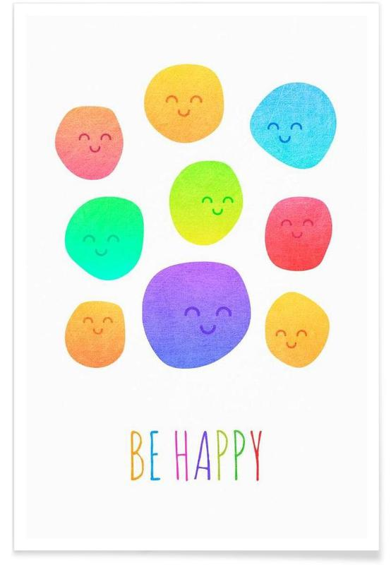 Be Happy affiche