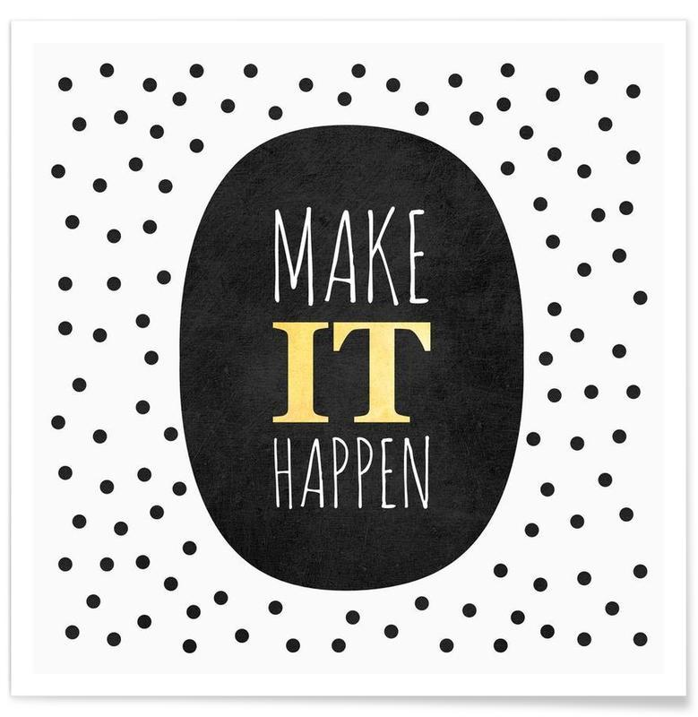 Make It Happen affiche