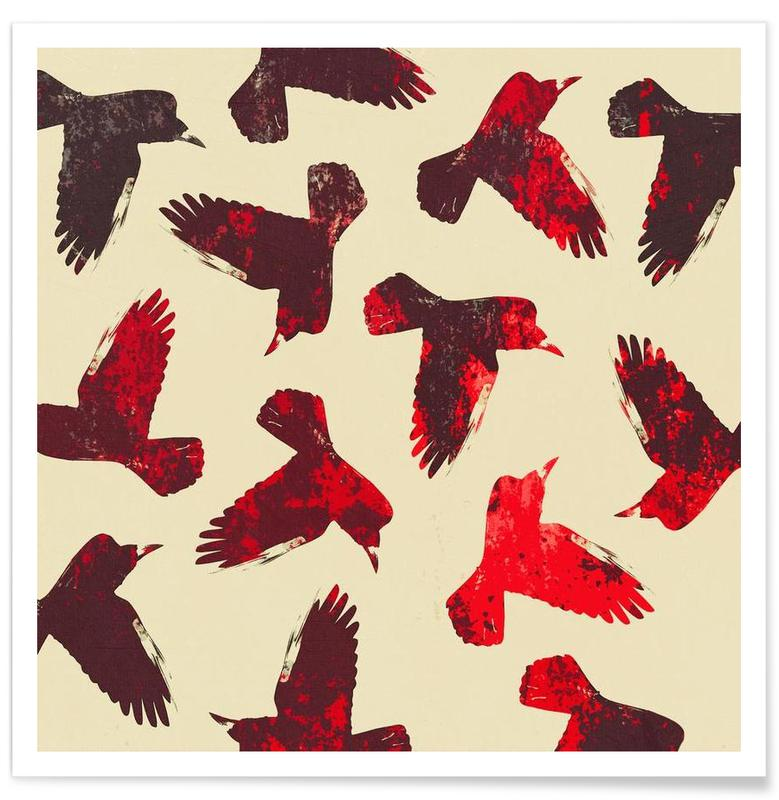 Birds 2 – Red Poster