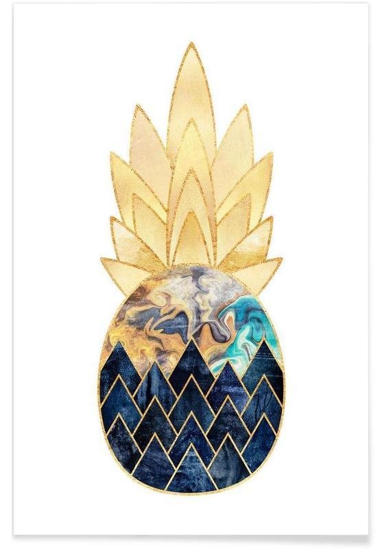 Pineapples, Precious Pineapple 1 Poster