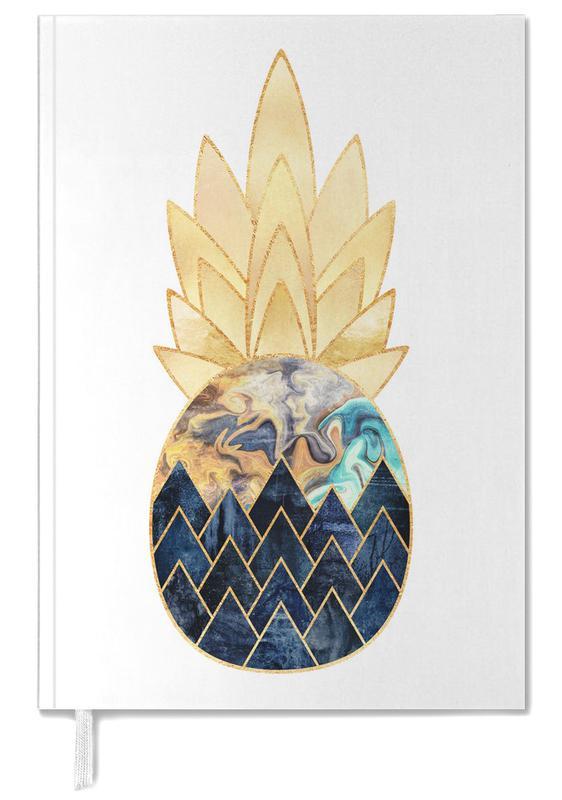 Ananas, Precious Pineapple 1 agenda