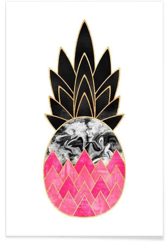 Ananas, Precious Pineapple 2 -Poster