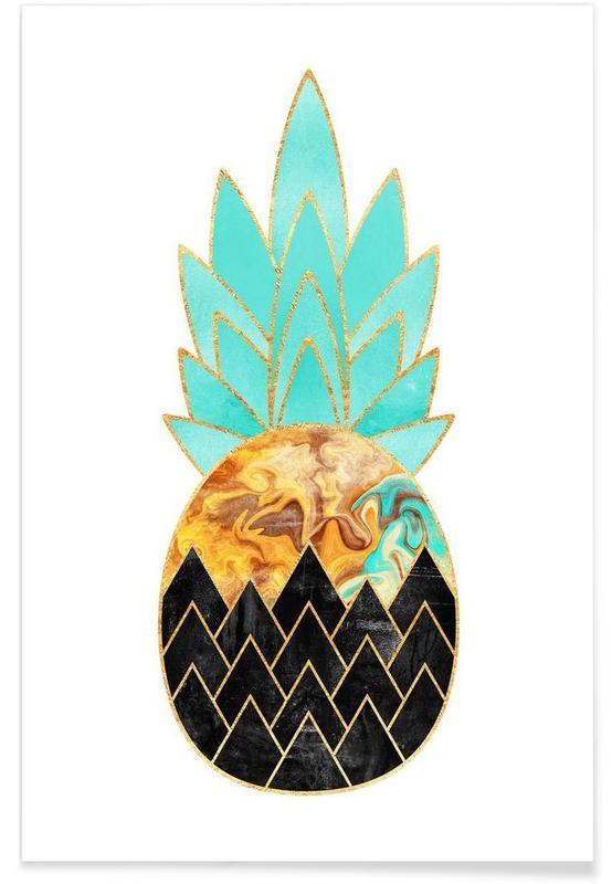 Ananas, Precious Pineapple 3 affiche