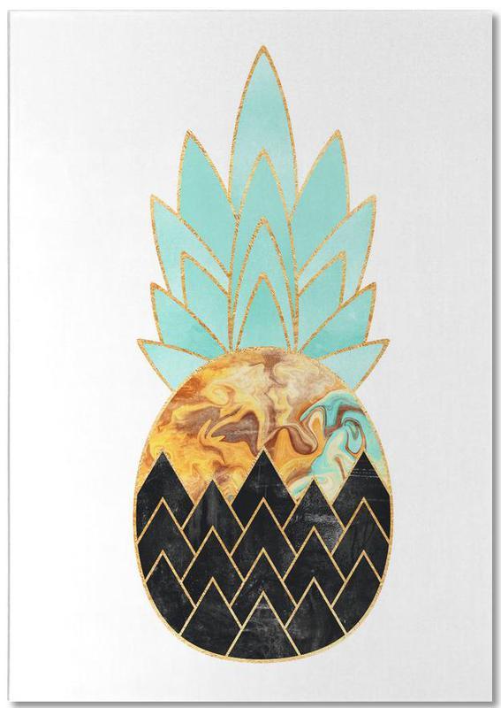 Precious Pineapple 3 bloc-notes
