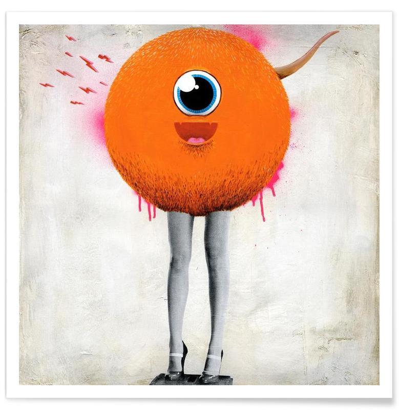 Pop Art, Eye Spy Poster