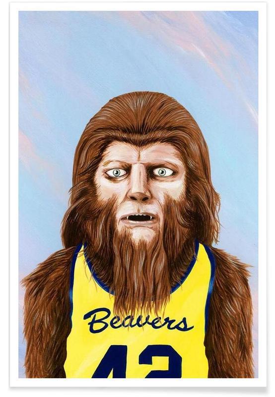 Teenwolf Poster