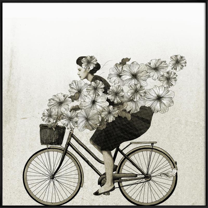 Ride Framed Poster
