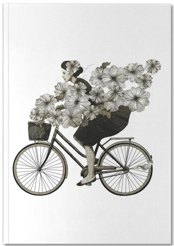 Fahrräder, Schwarz & Weiß, Ride Notebook